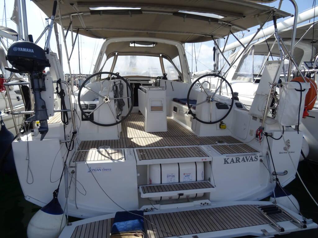 Oceanis 38 KARAVAS