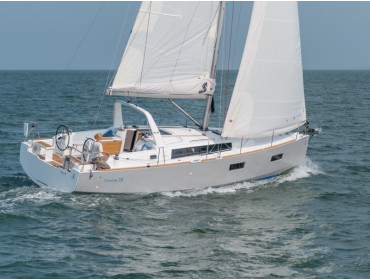 Oceanis 38.1 no name