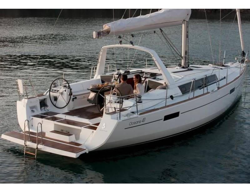 Oceanis 41 EC- O41-12-CR