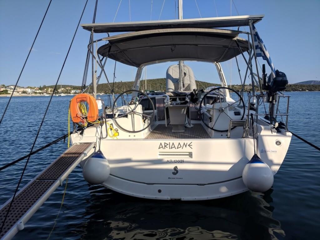 Oceanis 41.1 Ariadne