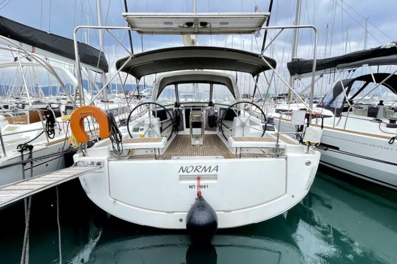 Oceanis 41.1 Norma