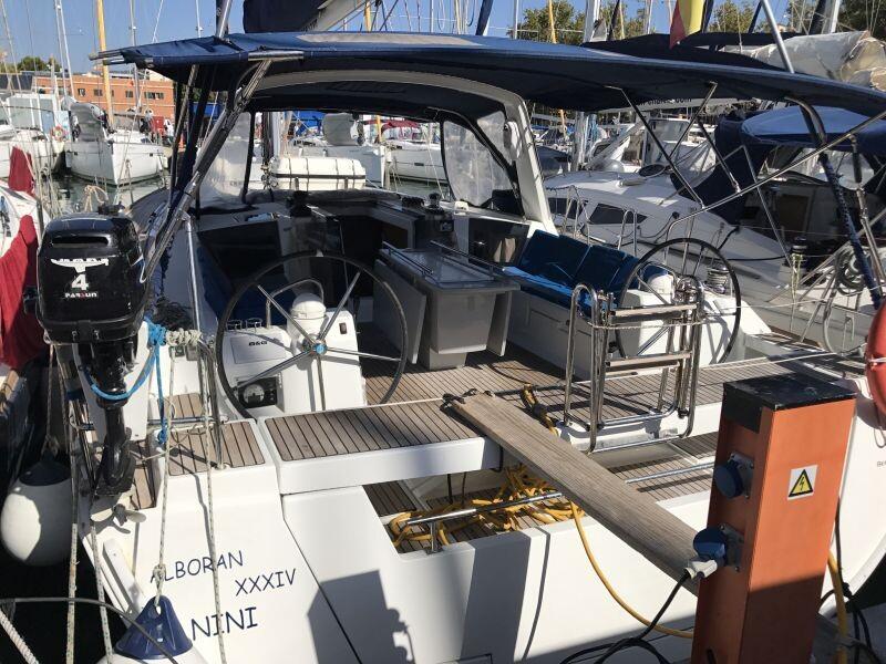 Oceanis 45-4 Alboran XXXIV Nini (Majorca)
