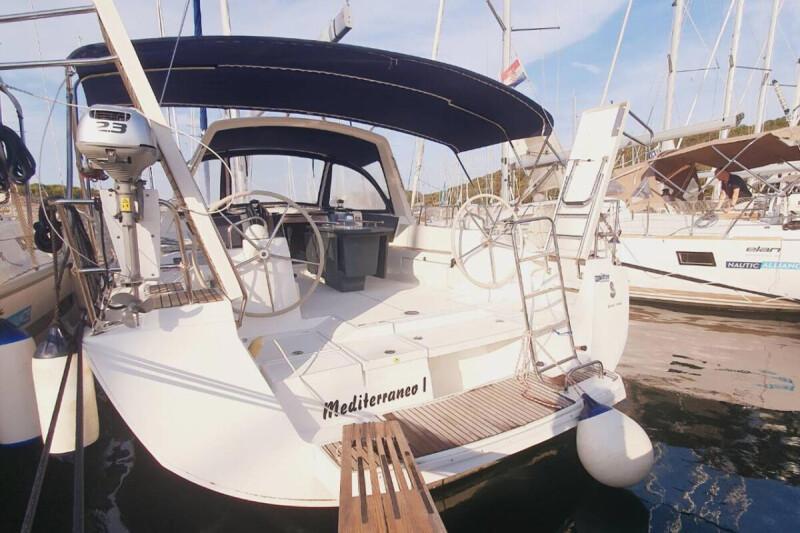 Oceanis 45 Mediterraneo