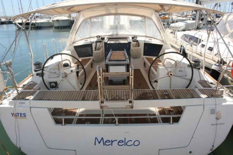 Oceanis 45 Merelco