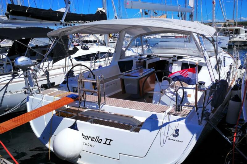 Oceanis 45 BARBARELLA II