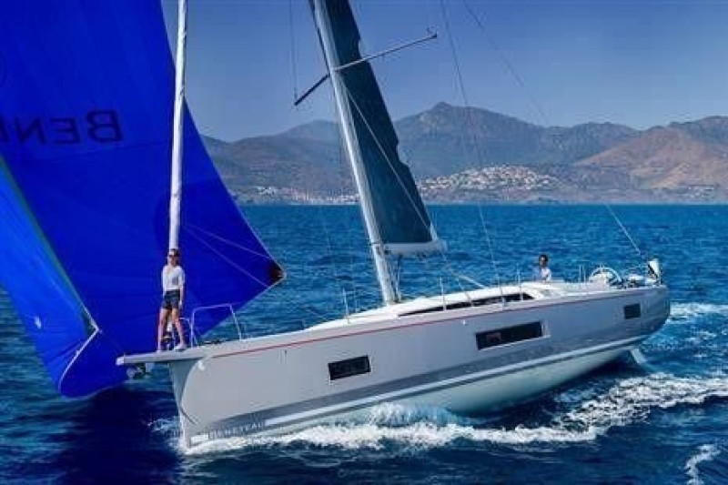 Oceanis 46.1 MY COURSE