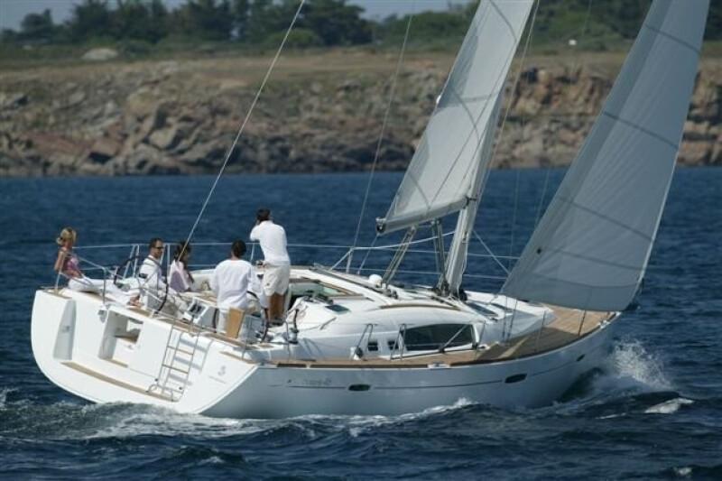 Oceanis 46.1 Greta