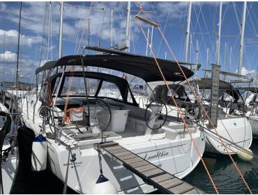 Oceanis 46.1 Amalthia