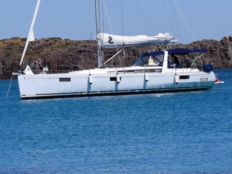 Oceanis 48 Allegra