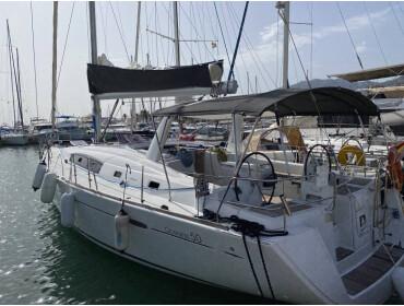 Oceanis 50 Gran Family Agata