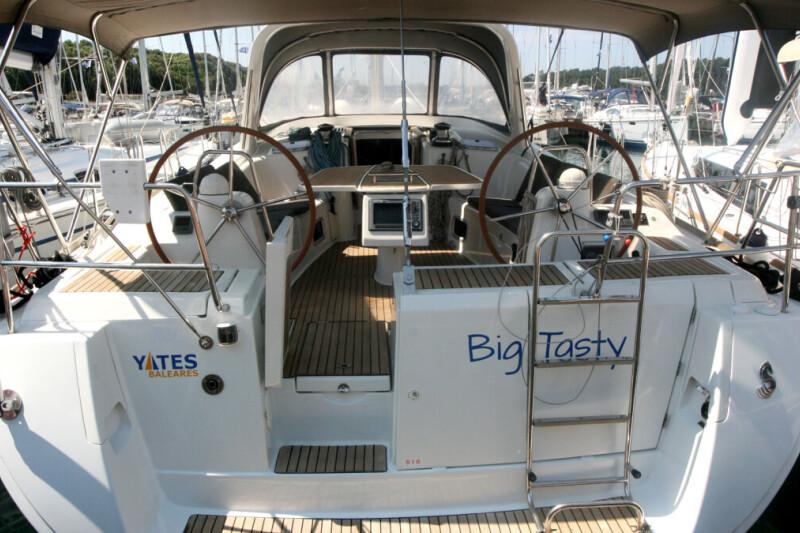 Oceanis 50 Big Tasty