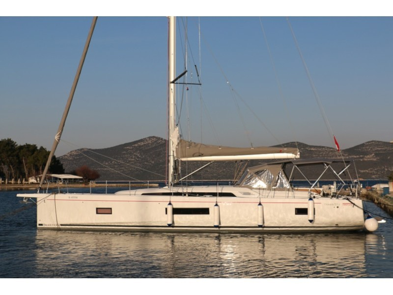 Oceanis 51.1 First Line no name