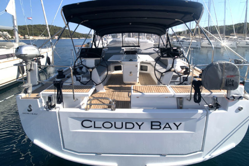 Oceanis 51.1 Cloudy Bay