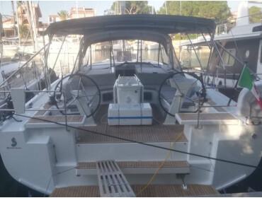 Oceanis 51.1 Belle