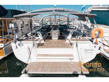 Oceanis 51.1 Brando