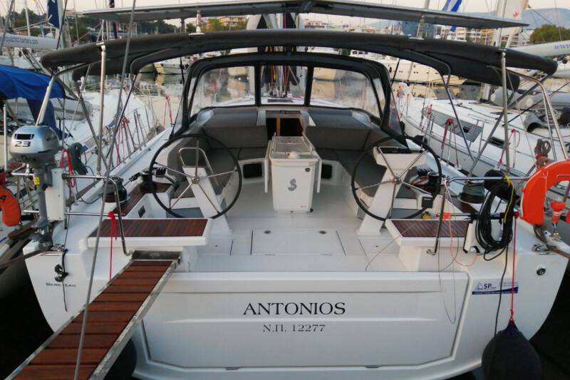 Oceanis 51.1 Antonios