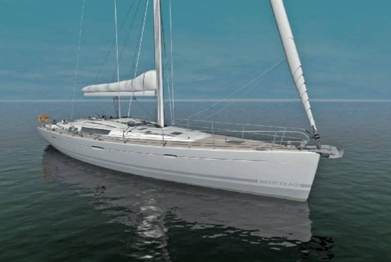 Oceanis 54 EC- O54-12-G
