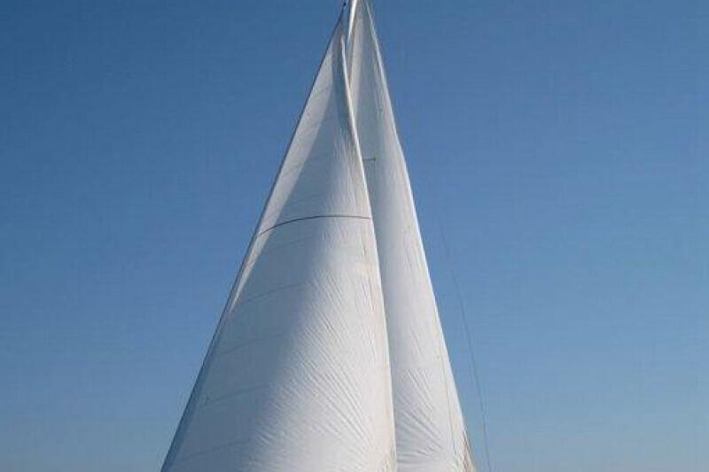 Oceanis 54 Sail Antares