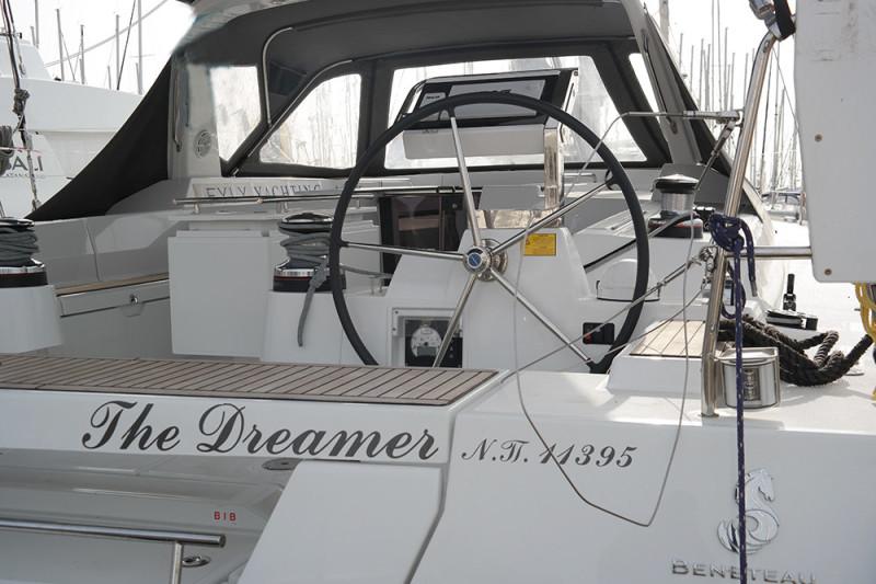 Oceanis 55 The Dreamer