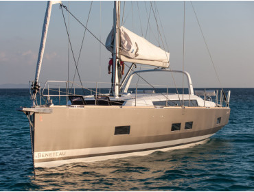 Oceanis 55 A LUCKY TRADER