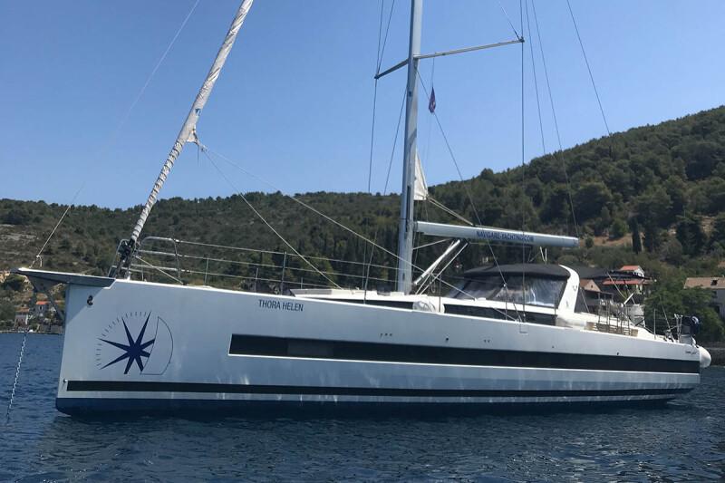 Oceanis Yacht 62 Thora Helen