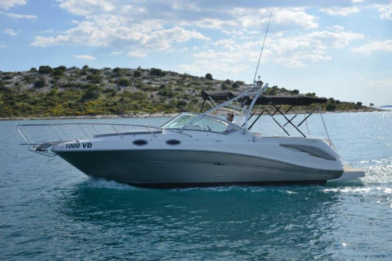Sea Ray 275 Amberjack 1000 VD
