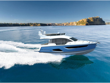 Sealine F430 Blue Lagoon