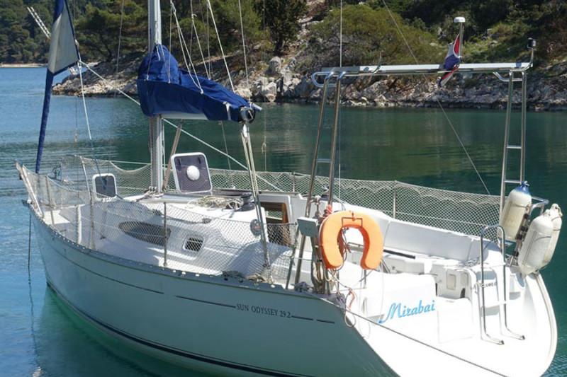 Sun Odyssey 29.2 Mirabai