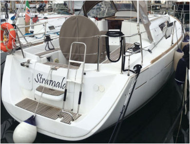 Sun Odyssey 33i Stramala