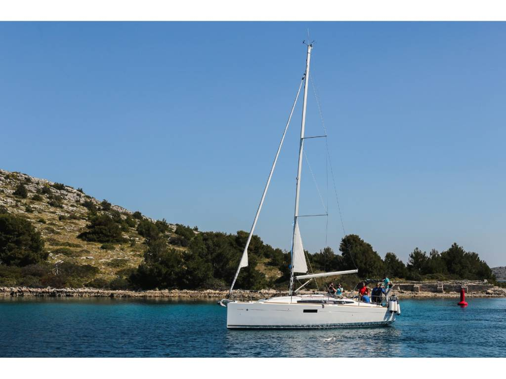 Sun Odyssey 349 Porto Tolero