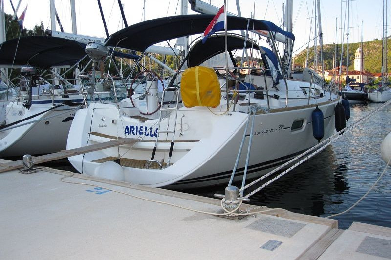 Sun Odyssey 39i Arielle