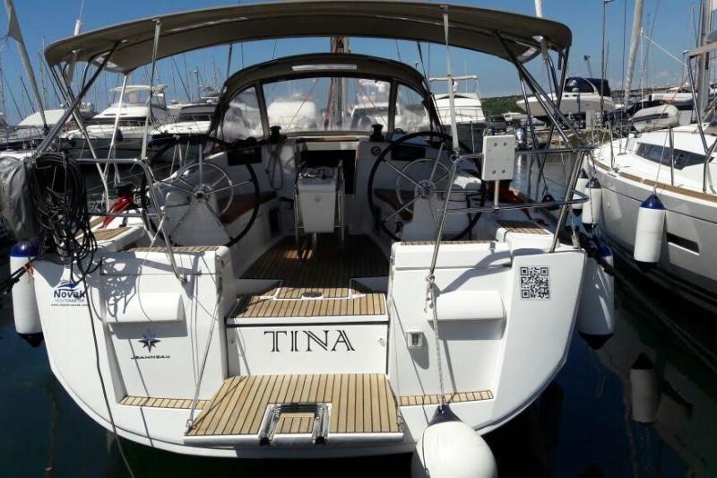 Sun Odyssey 409 Tina