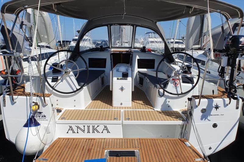 Sun Odyssey 410 Anika
