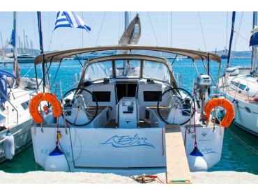 Sun Odyssey 410 Evelina
