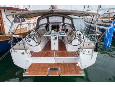 Sun Odyssey 410 Elcano