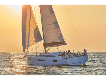 Sun Odyssey 410 Sea Breeze