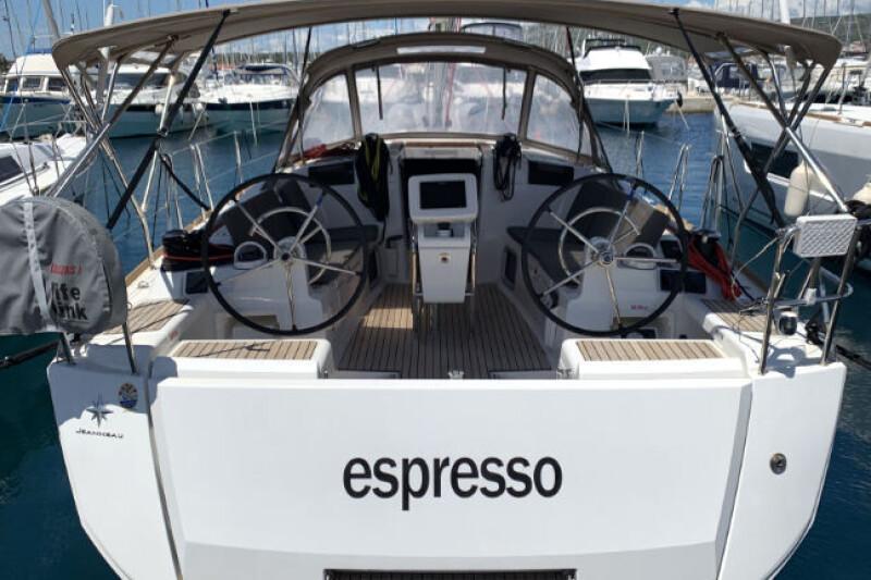 Sun Odyssey 419 Espresso