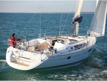 Sun Odyssey 44 i Alcor
