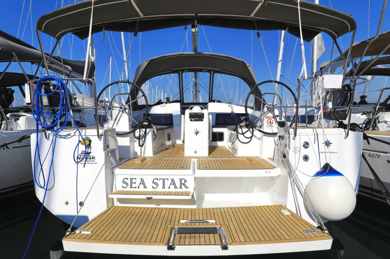 Sun Odyssey 440 SEA STAR A/C - shore power only (2020)