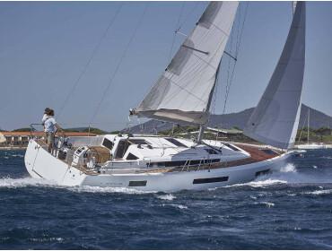 Sun Odyssey 440 Alboran Caipiroska (Radazul)