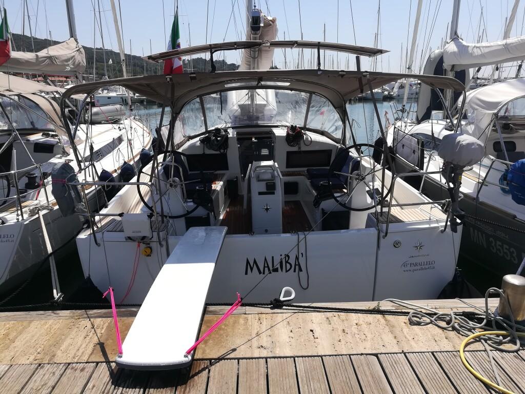 Sun Odyssey 440 Malibà