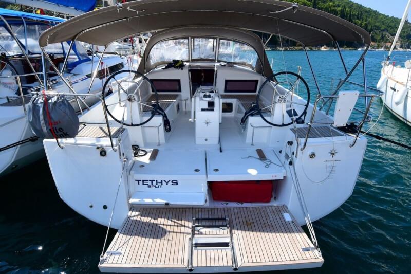 Sun Odyssey 440 Tethys