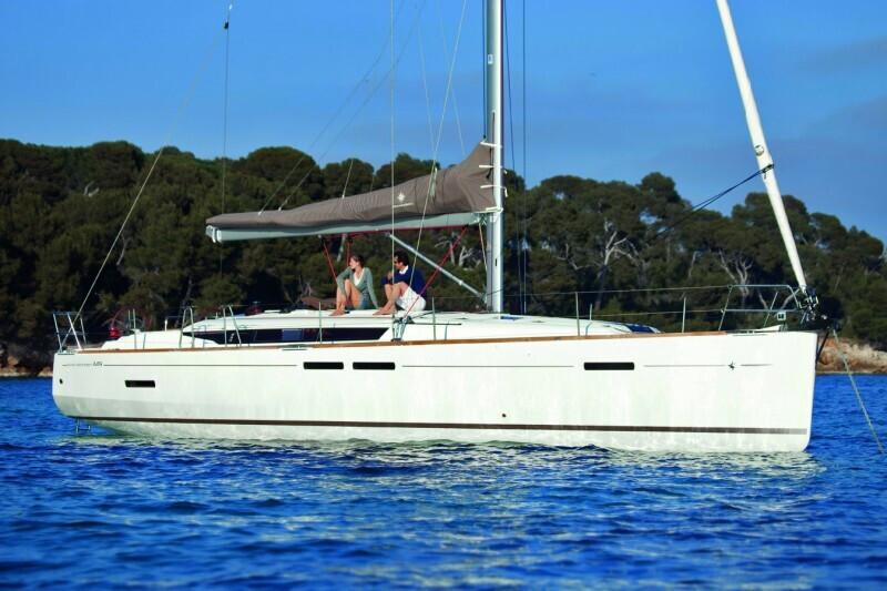 Sun Odyssey 449 Port Royal