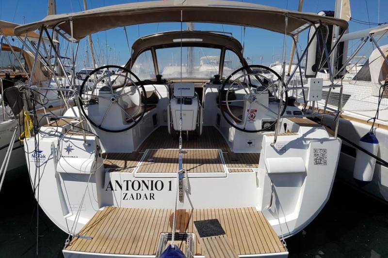 Sun Odyssey 469 Antonio 1