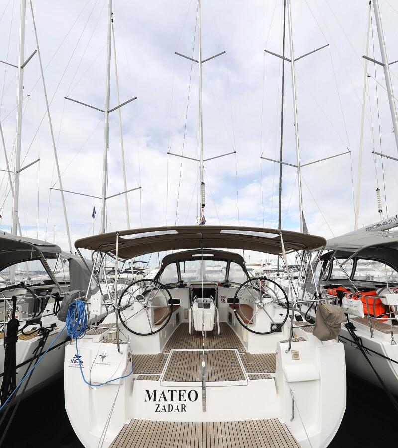 Sun Odyssey 469 Mateo