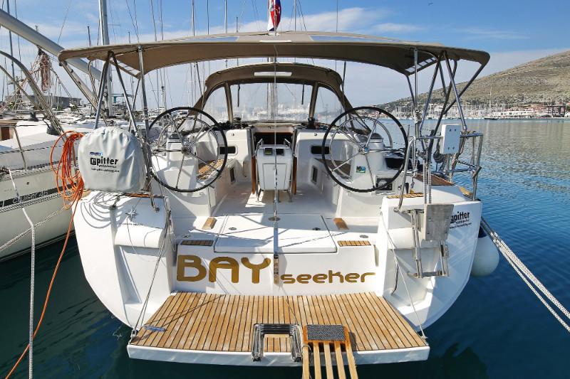 Sun Odyssey 469* BAYseeker