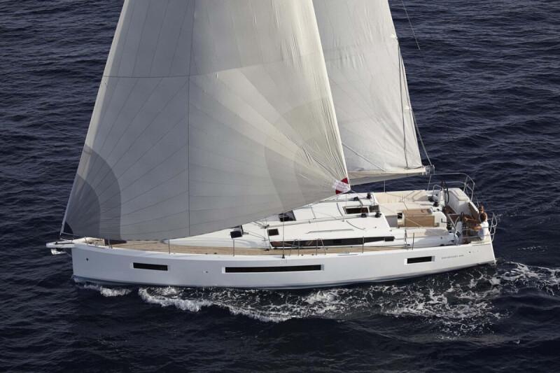 Sun Odyssey 490 CARUSO