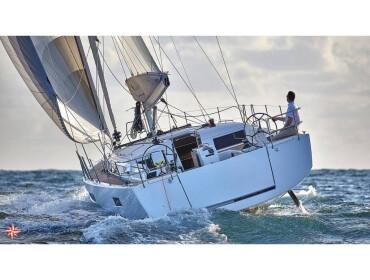 Sun Odyssey 490 Aria
