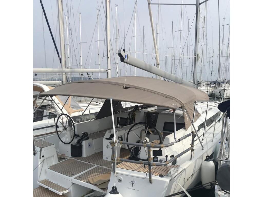 Sun Odyssey 490 ATHINA