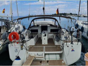 Sun Odyssey 490 White Pearl